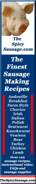 TheSpicySausage.com: Home Sausage Making Recipes