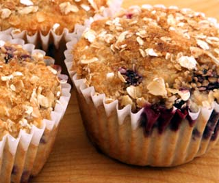 How To Celebrate Oatmeal Muffin Day? by Gourmandise | iFood.tv Oatmeal Muffin Day