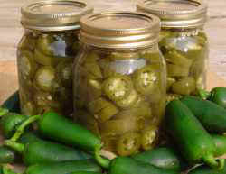 LRA: Canning Recipe - Pickled Banana or Jalapeno Peppers