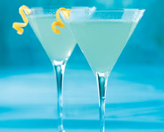 Ice Blue Martini...FANTASTIC!!!