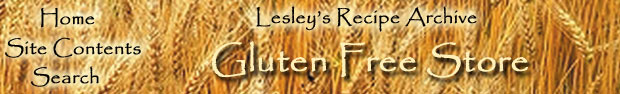 Lesley's Gluten Free Store