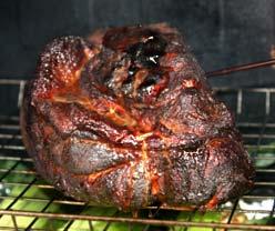 Smoker recipes pork roast